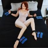 SportSheets<br /> The Bondage Bedsheet<br /> KingSize