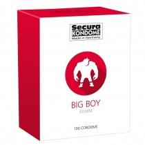 Secura Kondome Big Boy Condoms - 100 Pack