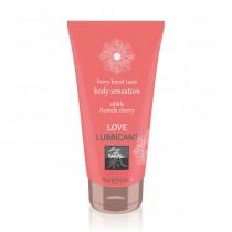 Shiatsu Edible Love Lubricant Acerola Cherry 75ml