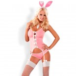 Obsessive<br /> Pink Bunny<br /> Costume
