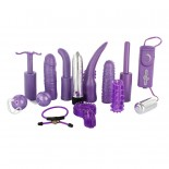 Dirty Dozen<br /> Sex Toy Kit Purple