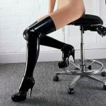 Sharon Sloane<br /> Latex Stockings