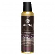 DONA Kissable Massage Oil Chocolate Mousse