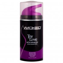 Wicked Toy Love Gel Water base Lubricant 100mls