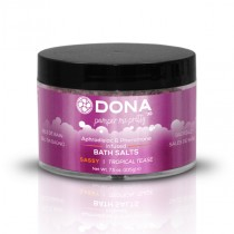 DONA Bath Salts Sassy Tropical Tease 215g