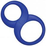 Rocks Off 8 Ball Cock Ring Blue