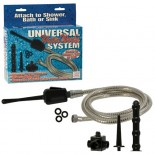 Universal Water Works System Douche