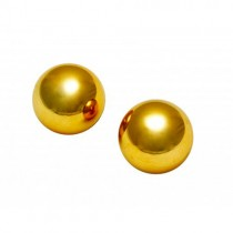 Master Series Sirs Golden Orgasm Balls