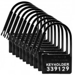 10 Pack of Locks<br /> for Chastity Devices