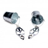 Master Series Jugs<br /> Nipple Clamps with Buckets