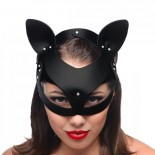 Master Series<br /> Bad Kitten<br /> Leather Cat Mask