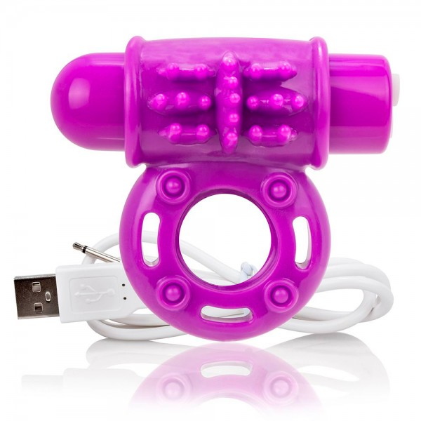 Screaming O Charged OWow Vibrating Cock Ring