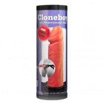 Cloneboy<br /> Cast Your Own Dildo<br /> with Harness Strap