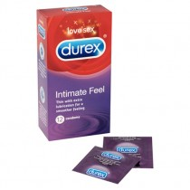 Durex Intimate Feel 12 Pack Condoms
