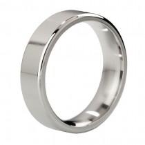 MyStim<br /> Duke Stainless Steel<br /> Polished Cock Ring