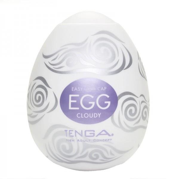 Tenga Egg Masturbator Cloudy
