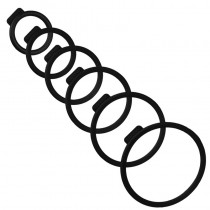 Tantus Silicone O Rings Harness Set