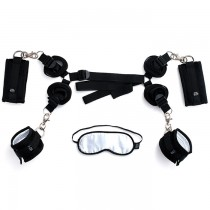 Fifty Shades Of Grey<br /> Hard Limits Bed Restraint Kit