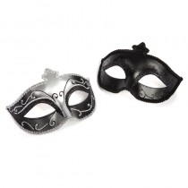 Fifty Shades Of Grey Masks On Masquerade Twin Pack