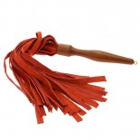 House Of Eros Medium Weight Flogger Red