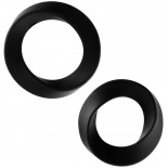 Rock Rings<br /> The Hellfire ll<br /> 2 Pack Cock Rings