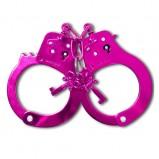 Fetish Fantasy Anodized Cuffs Pink