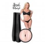 Pornstar Alexis Fawx<br /> Vibrating Rechargeable<br /> Pussy Masturbator