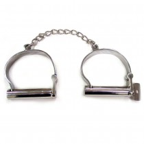 Rouge Garments Ankle Shackles Stainless Steel