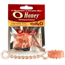 Screaming O Honey Finger Vibrator