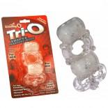 Screaming O<br /> TriO Vibrating<br /> Pleasure Cock Ring