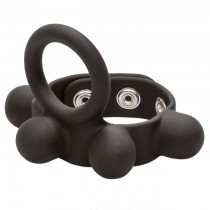 Medium Weighted Penis Ring and Ball Stretcher