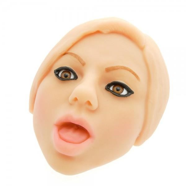 Bree Olsons Deep Throat Stroker Masturbator