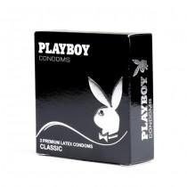 PlayBoy Classic Condoms 3 Pack