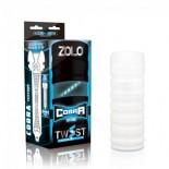 Zolo<br /> Cobra Twist<br /> Masturbator Cup
