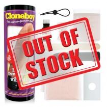 Cloneboy Cast A Vibrator Kit Flesh