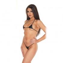 Rimba Leather Spider Bikini