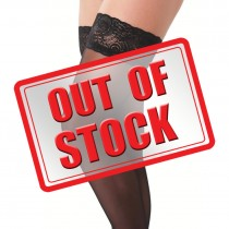 Rimba Hold Up Stockings with Floral Lace Top