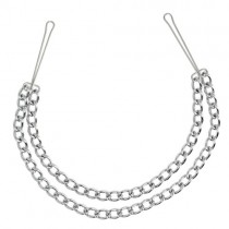 Silver Nipple Clamps